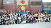 Młodzi elbląscy hokeiści wygrali turniej na lodowisku Helena