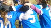 Dziewczęta z SP Miłki Mistrzyniami Województwa Turnieju Piłki Nożnej