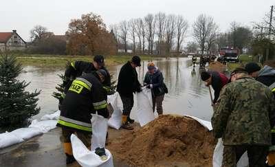 Samorządy otrzymały pieniądze na remonty dróg z puli przeznaczonej na likwidację skutków klęsk żywiołowych