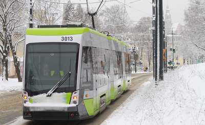 Olsztyńska komunikacja miejska w liczbach. Ilu mieszkańców korzysta z tramwajów?