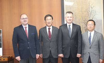 Olsztyńscy naukowcy dogadali się z japońskim uniwersytetem