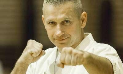 Treningi w Olsztyńskim Klubie Kyokushin Karate