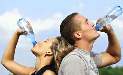 Pij wodę - na zdrowie!
