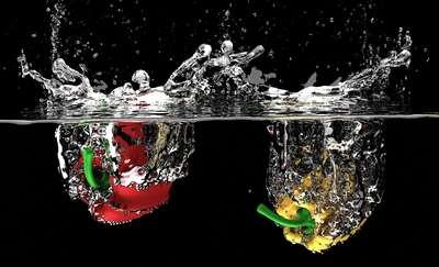 10 warzyw, które zawierają najwięcej wody