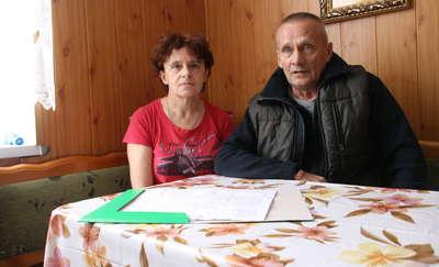 Chcą wyrzucić ich z domów, w których mieszkają od lat