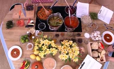 Kuchnia dla biegacza. Przepisy Pawła Dobrzańskiego