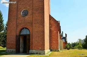 Kościół p.w. Jana Chrzciciela w Lechowie