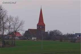 Radomno: kościół i cmentarz z ciekawą historią
