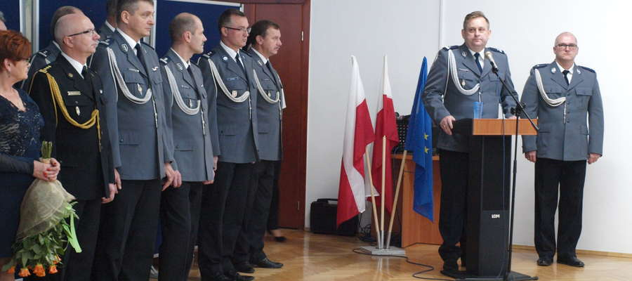 Dariusz Wieczorek został mianowany Zastępcą Komendanta Powiatowego policji w Żurominie
