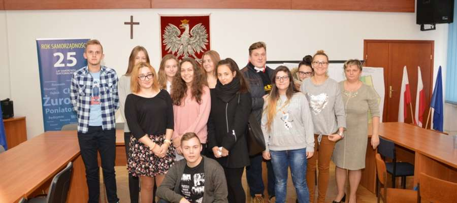 Nowa Młodzieżowa Rada Miasta już po pierwszej sesji