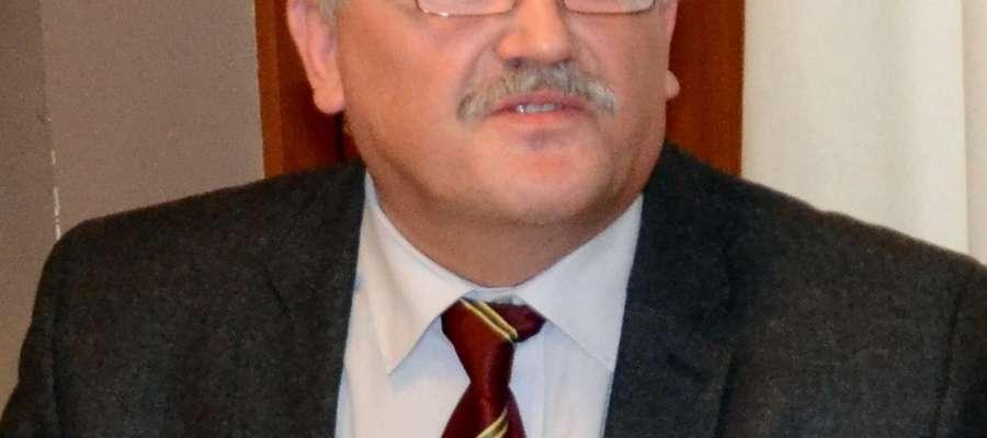 Dyrektor Wiesław Ludwiczak