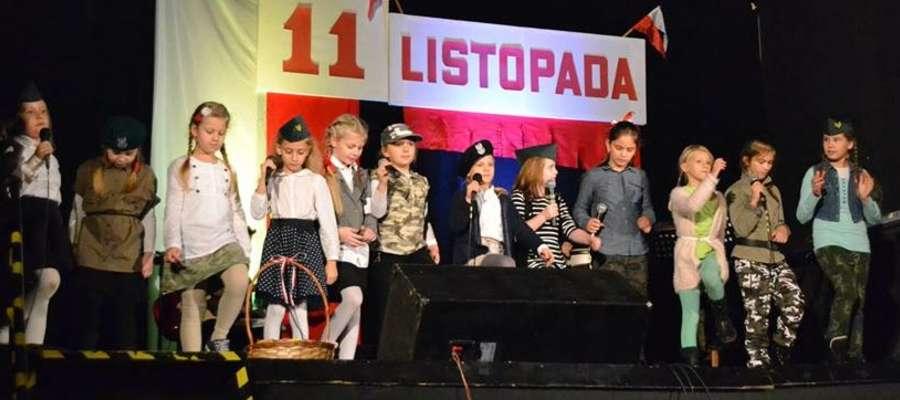 Koncert patriotyczny w Młynarach
