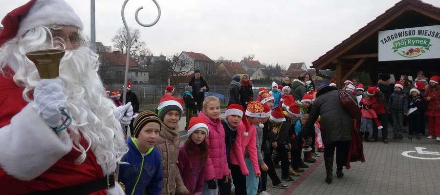 Bieg Mikołajkowy w Tolkmicku