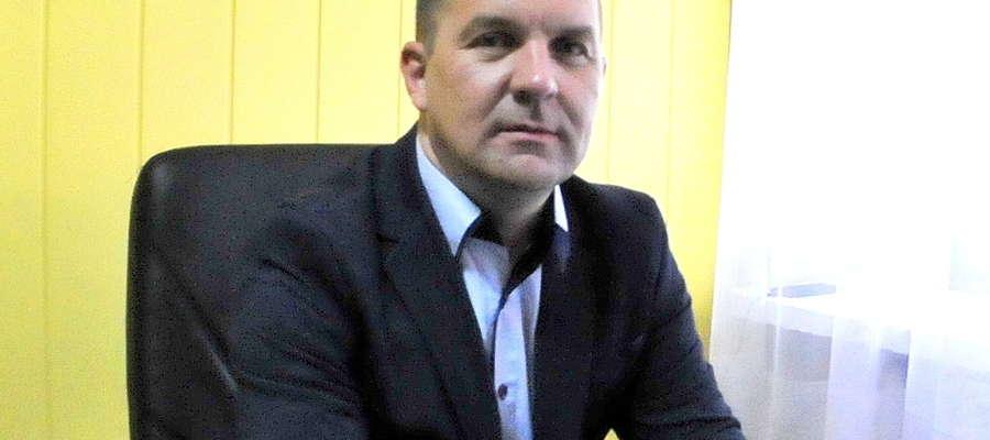 Priorytetem dla gminy i dla mnie jest poprawa jakości życia mieszkańców – mówi wójt Jacek Grzybicki