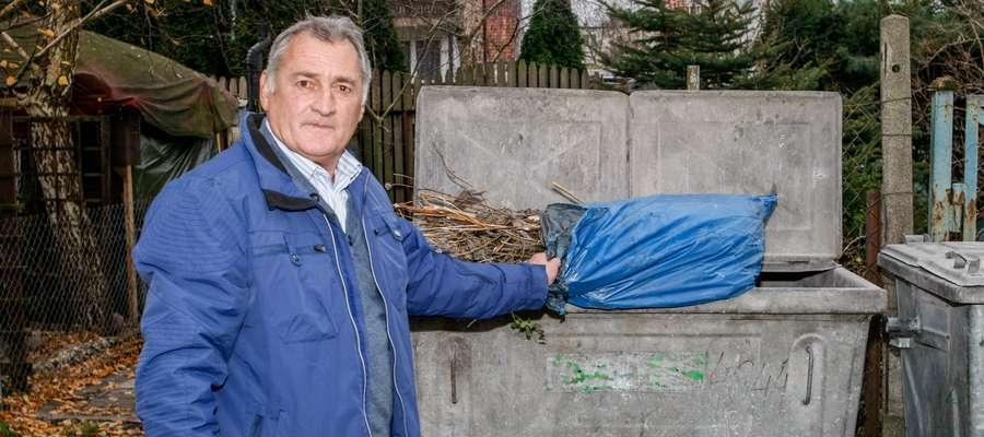 75 tysięcy złotych zadośćuczynienia domaga się Piotr Klettke od Miejskiego Przedsiębiorstwa Oczyszczania w Elblągu