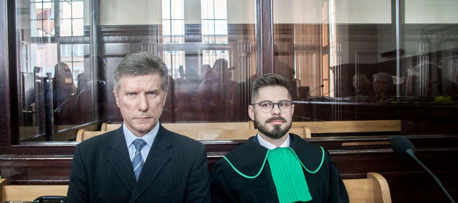 Czesław Małkowski i jego adwokat domagają się całkowitego uniewinnienia