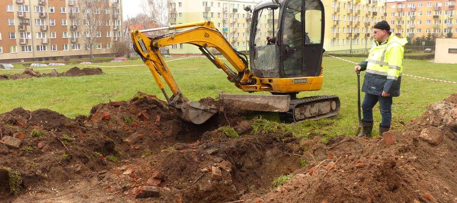 Pracerozpoczęły się 14 listopada, prowadzi je Muzeum Archeologiczne w Elblągu