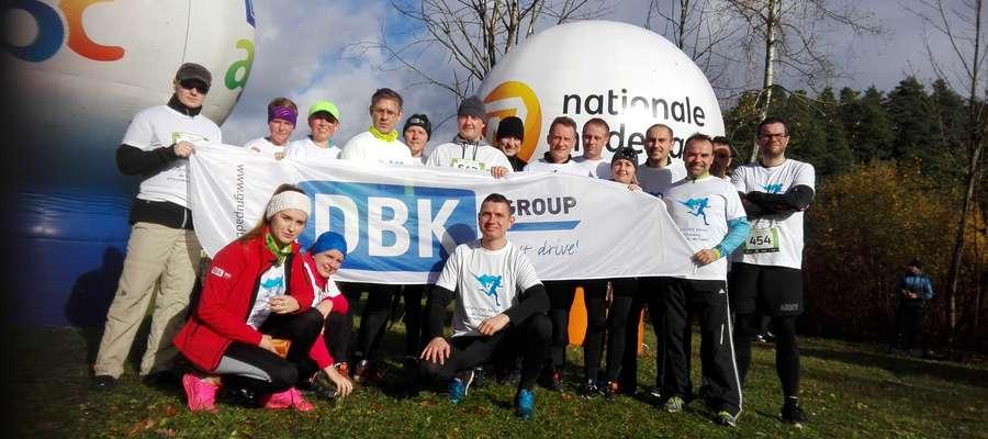 olsztyńska drużyna Grupy DBK