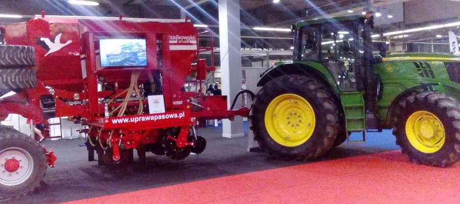 Ponad 300 wystawców z branży rolno-spożywczej zaprezentowało swoje towary i usługi podczas Centralnych Targów Rolniczych w dniach 25-27 listopada w Nadarzynie