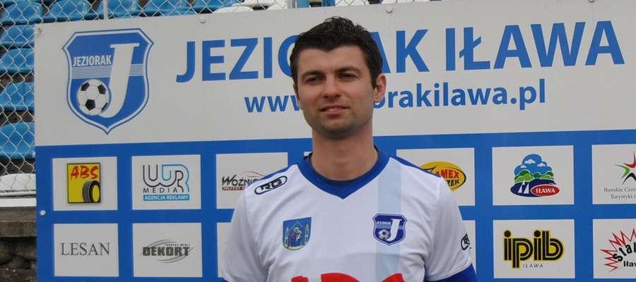 — W Iławie mamy wręcz idealne warunki, by trenować na miejscu. Zazdroszczą nam ich inne kluby — mówi Wojciech Figurski