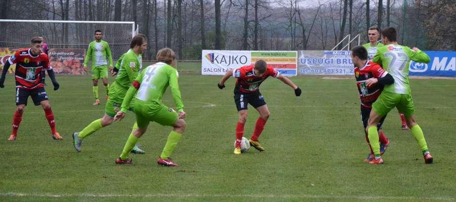 W Morągu Kaczkan Huragan i Lechia zagrały na remis