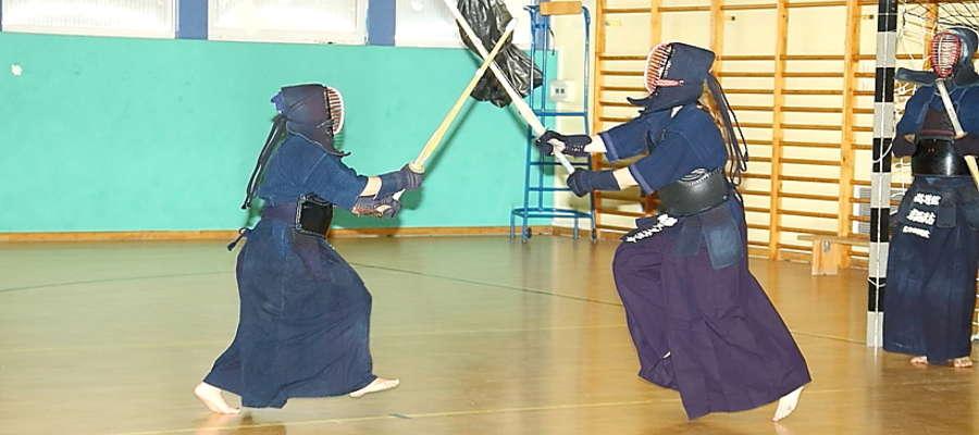 Pokazy walk w czasie Dni Kultury Japonii w Giżycku