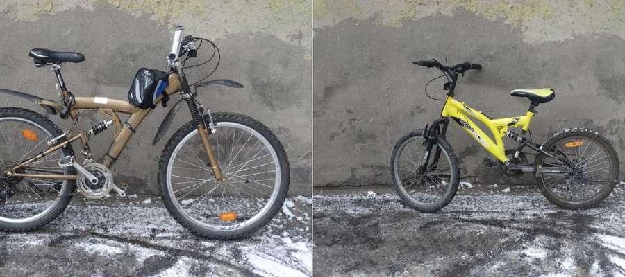 Policjanci ustalają właścicieli aż 34 rowerów.