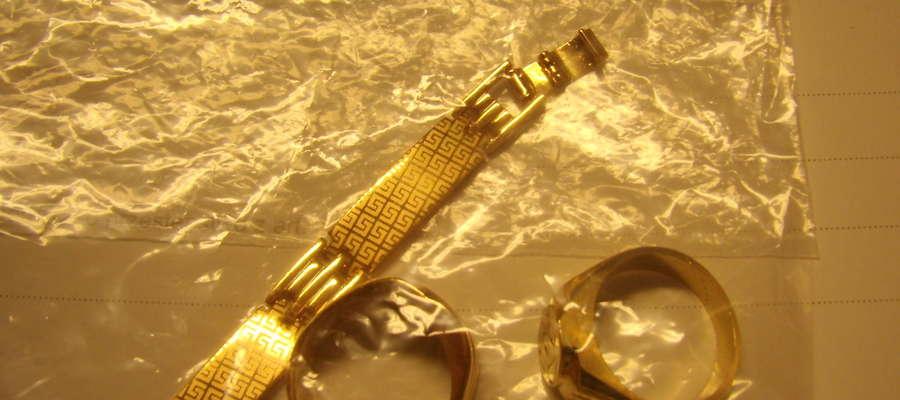 Zabezpieczona biżuteria