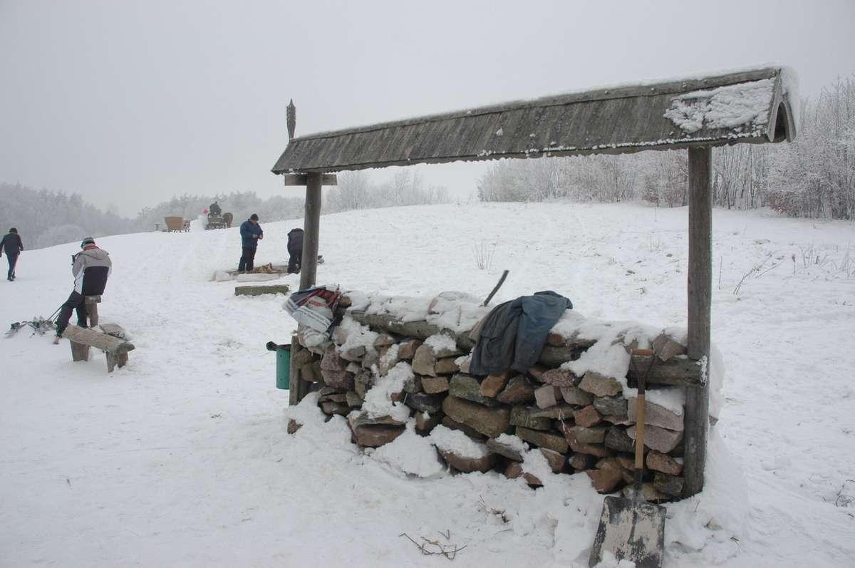 Póki co czekamy na prawdziwą zimę - full image