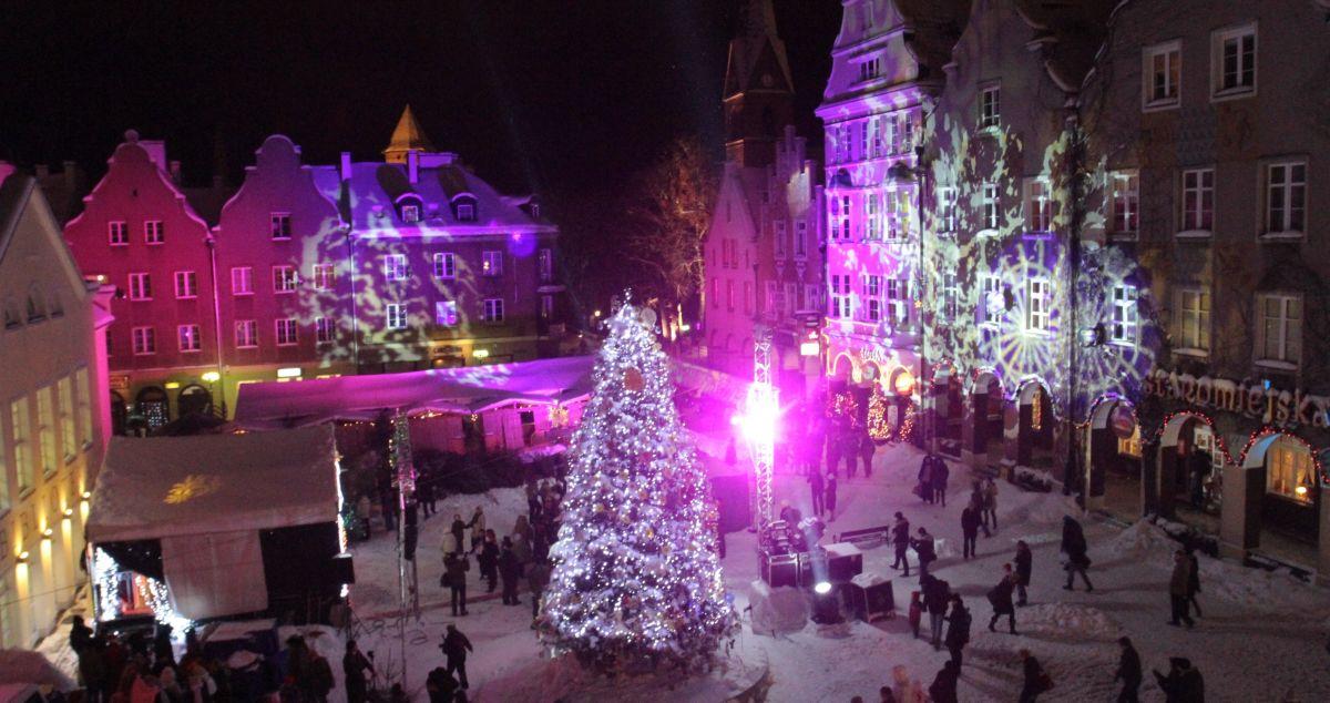 Warmiński Jarmark Świąteczny w Olsztynie [PROGRAM]