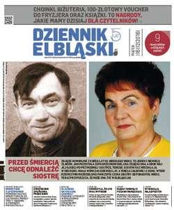 Historię opisaliśmy w piątkowym (16.12) wydaniu Dziennika Elbląskiego