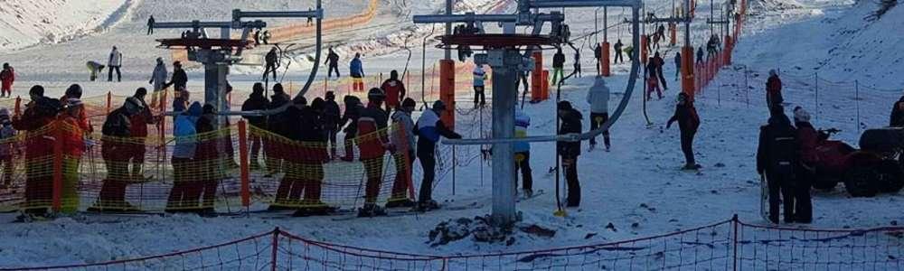 Wyciągi w górach na Warmii i Mazurach. Sprawdź, gdzie można poszaleć na nartach!