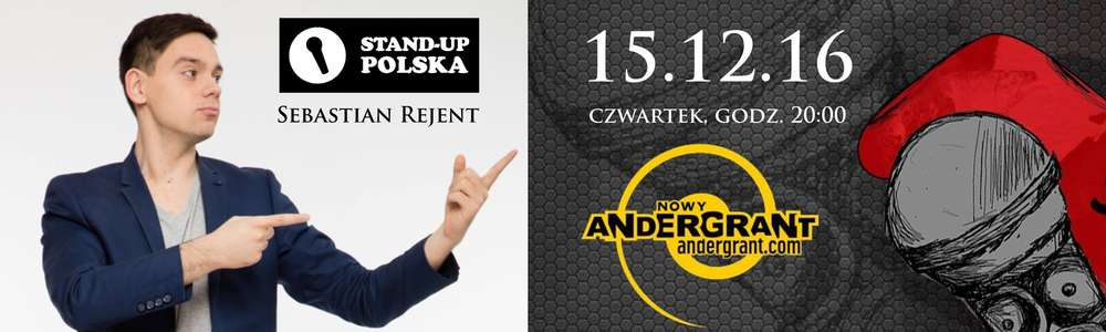 Stand-up Warmia w  Andergrancie