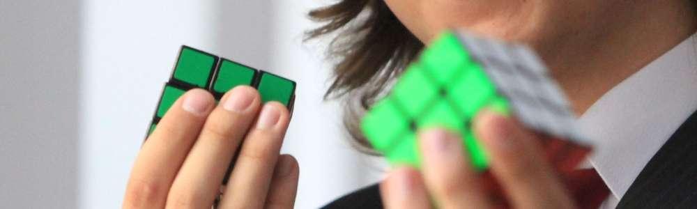 Ogólnopolskie zawody w układaniu Kostki Rubika na czas