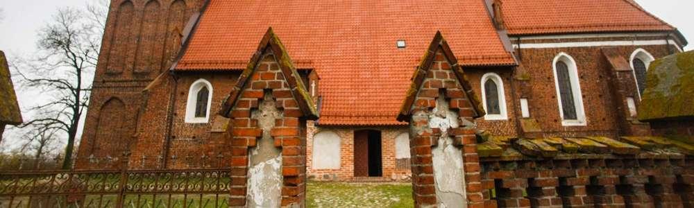 Kościół w Mariance. Od ruiny do zabytkowej perły