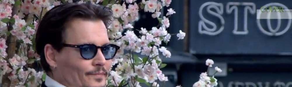 Johnny Depp najbardziej przepłacanym aktorem według Forbesa