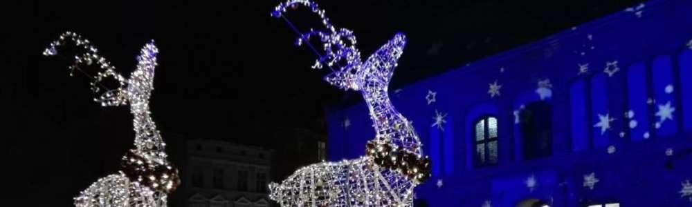 Warmiński Jarmark Świąteczny: Będzie wielka choinka i tradycyjne stoiska, ale zabraknie lodowych rzeźb