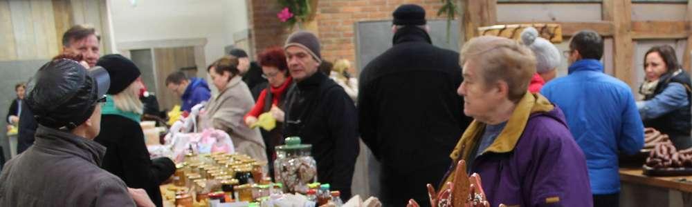 Jarmark Świąteczny w Dywitach. Pyszne jedzenie i rękodzieło