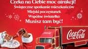 Świąteczna ciężarówka na rynku!
