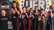 Zawodnicy ostródzkiego Gladiusa przywieźli 10 medali z Tarczyna