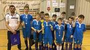 Legia-Bart zwyciężyła w mikołajkowym turnieju piłkarskim młodzików