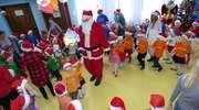 Mikołaj w Przedszkolu Miejskim