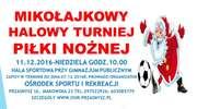 Mikołajkowy Halowy Turniej Piłki Nożnej