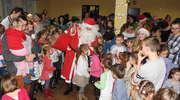 Mikołaj już pojawił się w Kurzętniku