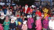 Słodkości i Certyfikaty Grzecznego Dziecka od św. Mikołaja