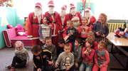 Święty Mikołaj w OSWdDG w Olecku
