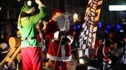 Spotkanie z Mikołajem na przasnyskim rynku