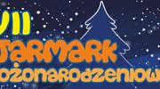 Bożonarodzeniowy jarmark na rynku Nowego Miasta Lubawskiego