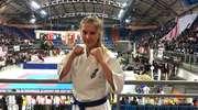 Puchar Europy w karate: waleczna Wiki udowodniła, że idzie dobrą drogą [ZDJĘCIA]