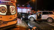 Zderzenie na skrzyżowaniu Tysiąclecia i Sopockiej [zdjęcia]